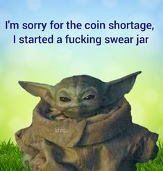 Yoda Funny, Yoda Meme, Funny Adult Memes, Stupid Funny Memes, Funny Relatable Memes, Hilarious, Funny Quotes, Funny As Hell, The Funny