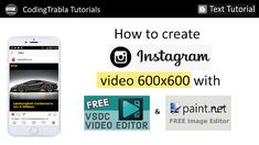 How to create with and editor Image Editor, Science And Technology, Problem Solving, Teaser, Free Images, Tutorials, Create, Youtube, Paint