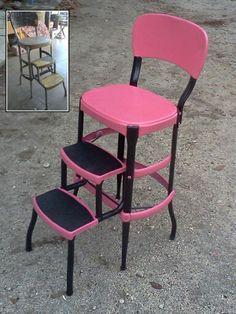 12 best metal step stool images banquettes metal step stool rh pinterest com