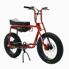 1000 Watts Super 73 Electric Motorbike by Lithium Cycles Made in California : Feels like a Motorcycle with the Safety of a Bicycle Electric Bicycle, Electric Motor, Electric Cars, Eletric Bike, Motorised Bike, Power Bike, Fat Bike, Bicycle Design, Cycling Bikes