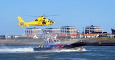 JEANINE PARQUI  SAR helikopter, door: Kees Torn