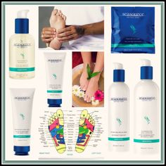 How to: detox foot soak with Arbonne SeaSource Detox spa products. http://pauladrouin.arbonne.com for lots more information.