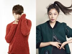 [BREAKING] Shinhwa's Lee Min Woo Revealed to Be Dating Model Go So Hyun