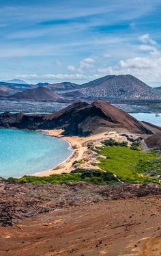 The #Galapagos #Islands off the coast of #Ecuador are still relatively untouched an home to a wide variety of wildlife.