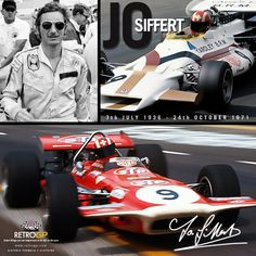 We remember Jo Siffert - Some things are too important to be left in the past