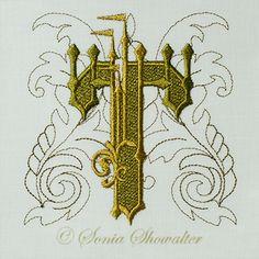 The Citadel Alphabet- T: Sonia Showalter
