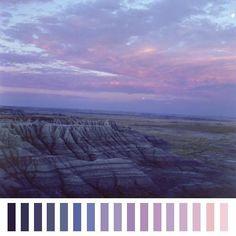 nature palettes(@naturepalettes)さん | Twitter