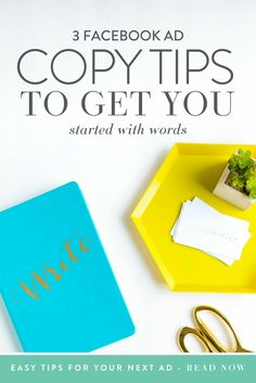 3 FB Ad Copy Tips to Get You Started with Words by Ashlyn Writes Facebook Marketing, Online Marketing, Seo Marketing, Media Marketing, Digital Marketing, Are You Serious, About Facebook, Best Ads, Internet
