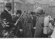 Obchody Święta Niepodległości w Katowicach 11.11.1938 r.