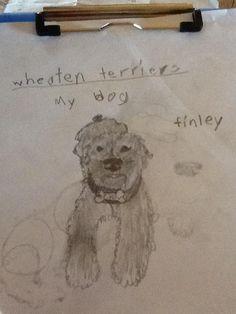 aidan's drawing of finley xxx