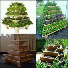 Raised Bed Gardening idea