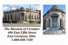 The Museum of Ceramics - East Liverpool, Ohio
