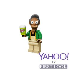THE SIMPSONS LEGO Minifigures: Apu