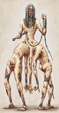 ☆ Plague Envoy :→: Artist James Flaxman ☆