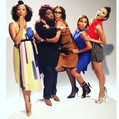 """""""#TheReal @therealdaytime backstage shenanigans #sept14"""""""