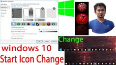 how to change start button in windows 10 8Get classic Start Back on windows 102017 https://youtu.be/dmga369mzaE