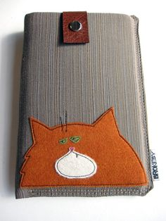 Kitty Kindle Case