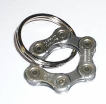 Schlüsselanhänger Kette / Keychain Bike Chain