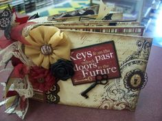 Chipboard+Mini+Album+Generation+Family+or+Wedding+by+ShesaScrapper,+$49.99