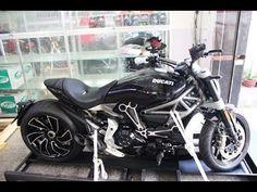 Thử tiếng bô siêu môtô Ducati XDiavel S 2016 tại Thưởng Moto
