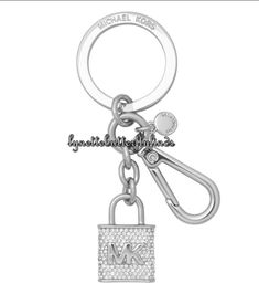 Cute Crystal Horse Keyring Keychain Rhinestone Charms Bag Key Ring Keyfob pols