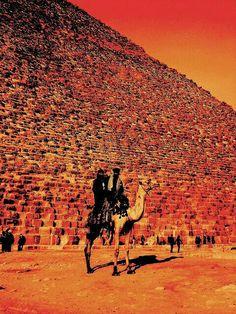 Pyramids of egypt webcam thank for