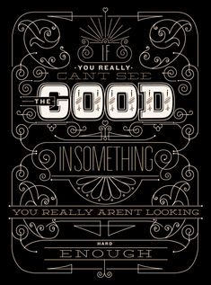 LOVE & TRUST // COLENSO BBDO by Like Minded Studio, via Behance // typography // type treatment // type quote