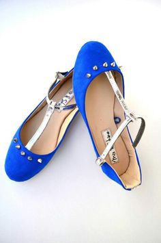 Facebook: Shoeis Indep  #Flats #Zapatos #Mujer #Cool # AzulPicosPlata  #Mix&Shine  https://m.facebook.com/profile.php?id=222787514421202