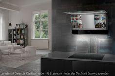 dunstabzugshaube kopffrei 90 cm glas weiss energie a leise stark abluft umluft einbauhauben. Black Bedroom Furniture Sets. Home Design Ideas