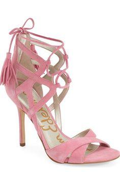 847da093d Sam Edelman  Azela  Tasseled Lace-Up Sandal (Women)