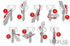 viazanie kravaty - Hľadať Googlom
