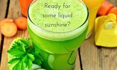 Healing Cancer From the Inside Out: Green Juicing