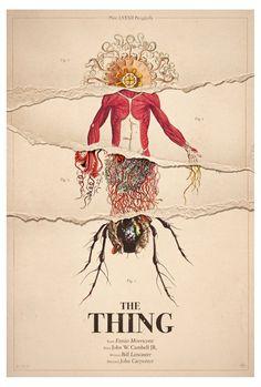 the thing / 1982 / john carpenter