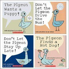 Free online read a loud for kids the pigeon wants a puppy great pigeon pack 4 book set the pigeon finds a hot dog fandeluxe Choice Image