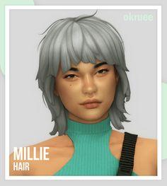 Sims 4 Hair Male, Sims 4 Black Hair, Sims Hair, Sims 4 Mods Clothes, Sims 4 Clothing, Sims Mods, Sims 4 Cc Packs, Sims 4 Mm Cc, Meninas Comic Art