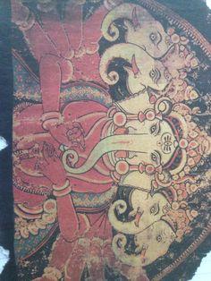 Antique Ganesha image❤️☀️