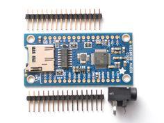 MP3 speler breakout board met de VS1053 chip en codec