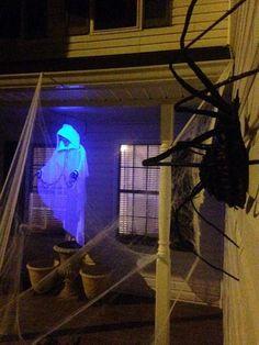 new Halloween Forum member Bigameman's ghost