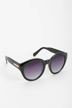 Cameron Round Sunglasses - Urban Outfitters