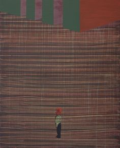 Between Exits: Paintings by Hani Zurob