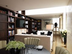 The Connaught  London /  The Library Suite