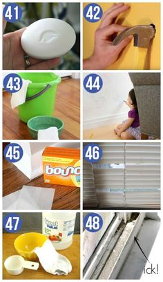 Moving Cleaning Tips and Hacks
