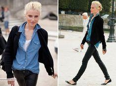 The Fashion Pack: Dree Hemingway