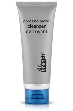 Dr. Brandt Pores No More Cleanser - $35  http://www.luxurybarber.com/pores-no-more-cleanser