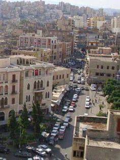 Tripoli Lebanon down town