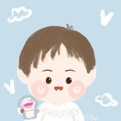 Anime Chibi, Profile, Cartoon, Manga, Boys, Cute, User Profile, Baby Boys, Manga Anime
