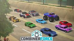 (2) Transformers Robots in Disguise Combiner Force Future Characters - YouTube
