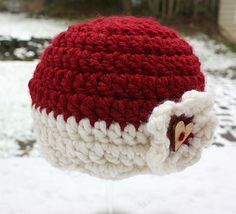 Last Day to enter to win this Valentine's Hat! Drawing will take place Feb 2, 2012!