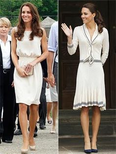 Kate's Canada Looks: Cream of the Crop | People