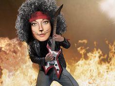 Charity Rock star